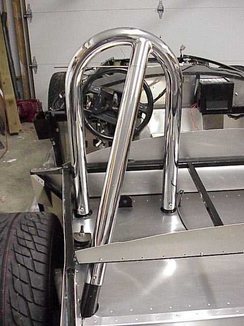 Vw Dune Buggy >> Wade's Cobra Build! September 2000